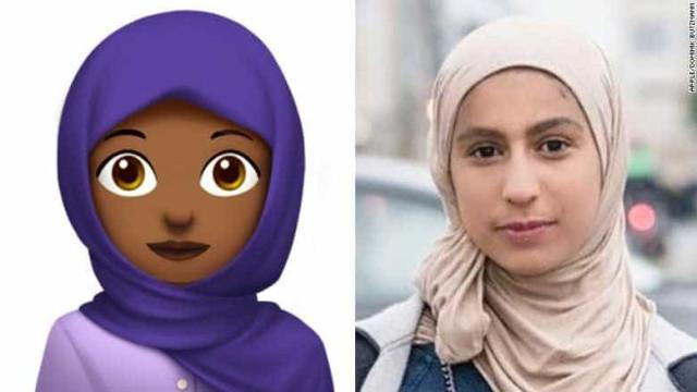 Emoji de 'hijab' sugerido por adolescente vai tornar-se realidade
