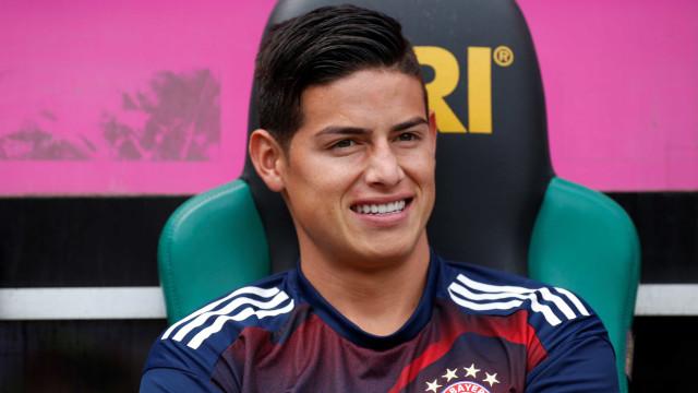 """James reage às declarações de Ronaldo: """"Não deviam ser ditas"""""""