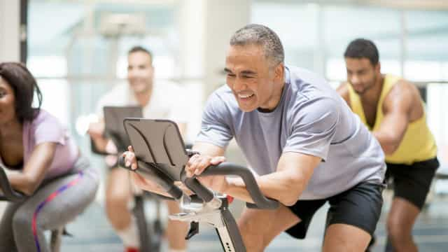 Há uma forma de achar o exercício físico mais fácil: Pensar na saúde