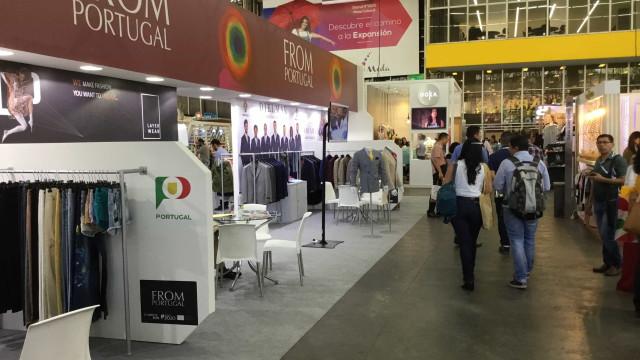 Empresas portuguesas partem para a Colômbia para mostrar moda nacional
