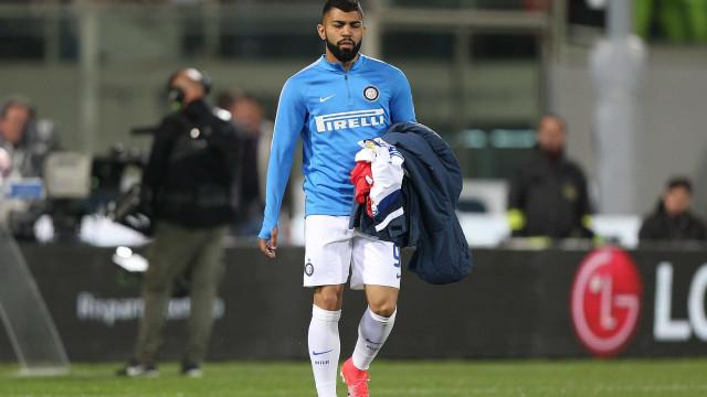 Inter pede Lisandro López para abrir mão de Gabigol