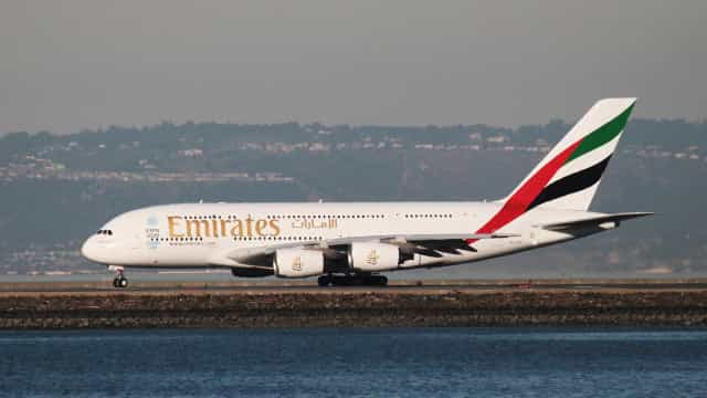 Emirates 'voa' pela primeira vez até Braga... para recrutar