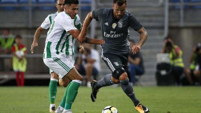 Algarve Cup: Benfica derrota Betis com bis de Seferovic