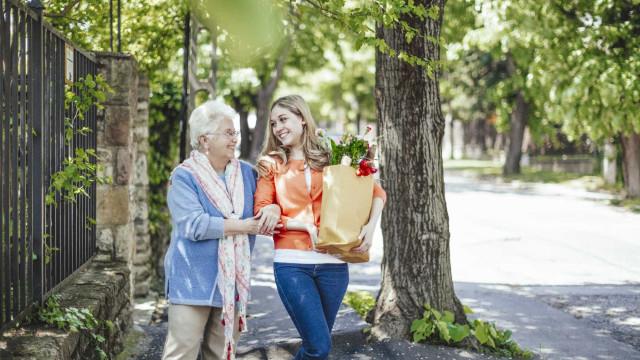 Freguesia de Arroios tem 104 idosos por cada 100 jovens