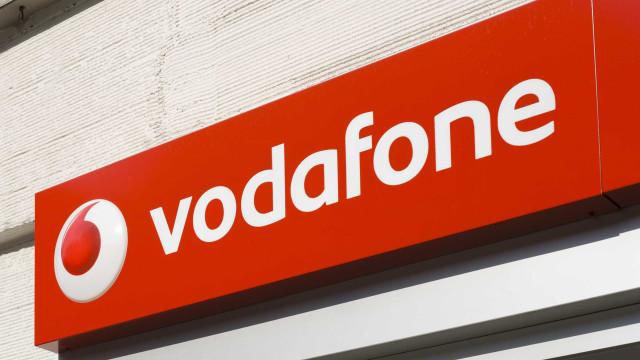 Vodafone já repôs 70% da rede