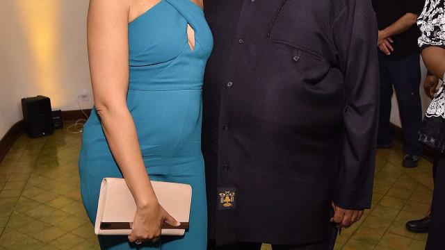 Stevie Wonder é novamente um homem casado
