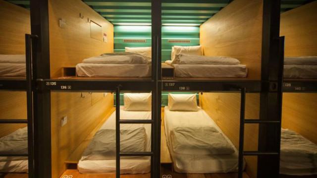 Os quartos de hotel mais pequenos do mundo
