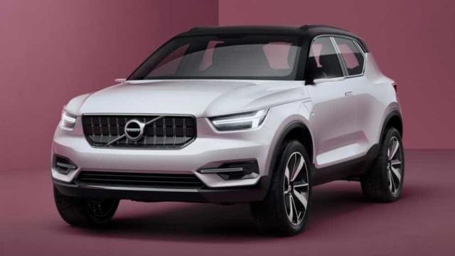 A Volvo vai lançar um novo SUV. Saiba as novidades