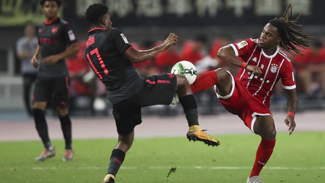 Presidente do Bayern confirma empréstimo de Renato Sanches ao Swansea