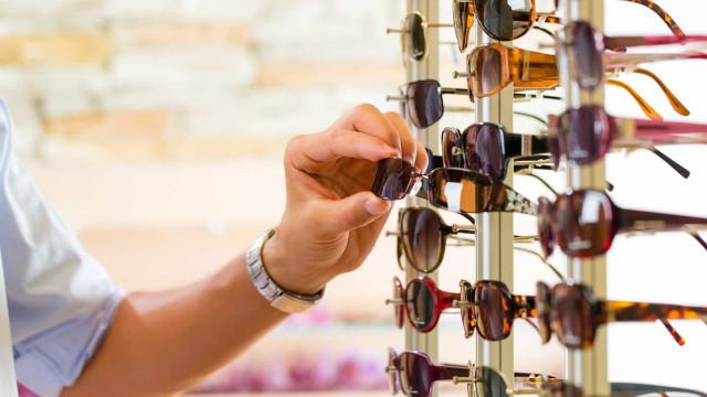 Atenção, óculos de sol não homologados podem danificar olhos