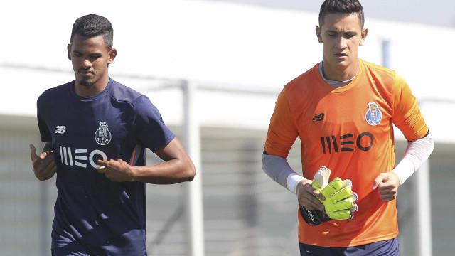 FC Porto e Vitesse negoceiam transferência de Gudiño