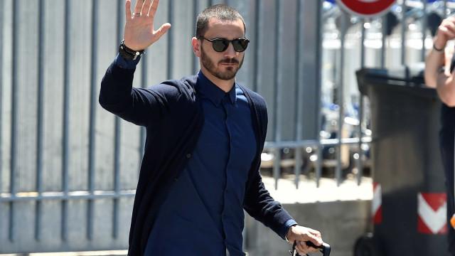 Ingleses revelam nova contratação falhada de Mourinho: Bonucci
