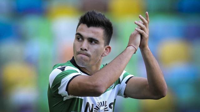 """Acuña no Sporting? Penso que está no clube errado"""