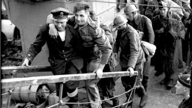 Viu 'Dunkirk' no cinema? Conheça as imagens reais da evacuação histórica