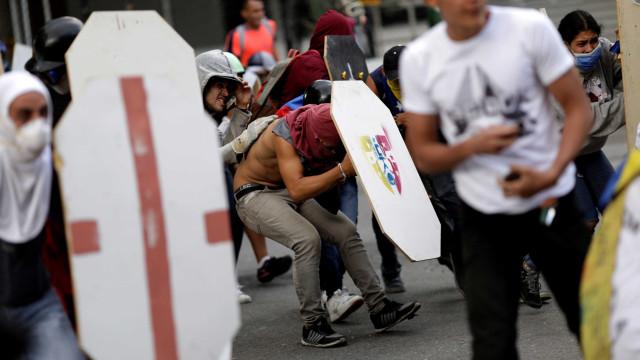 Venezuela: Vários feridos em manifestações de apoio a novos juízes