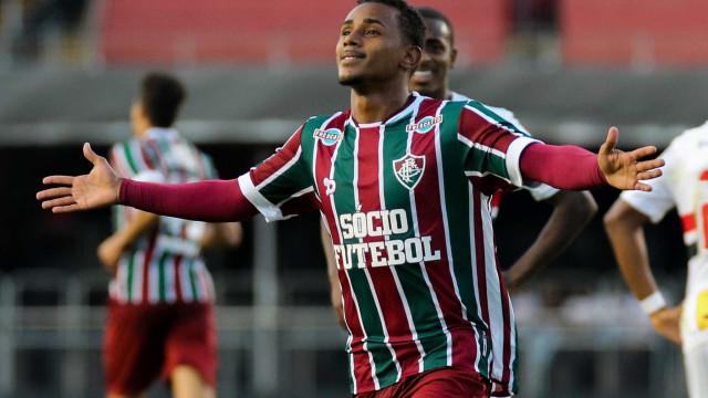 Treinador do Fluminense confirma Wendel no Sporting