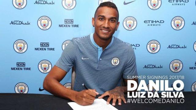 Danilo no Manchester City deixa FC Porto com bolsos cheios