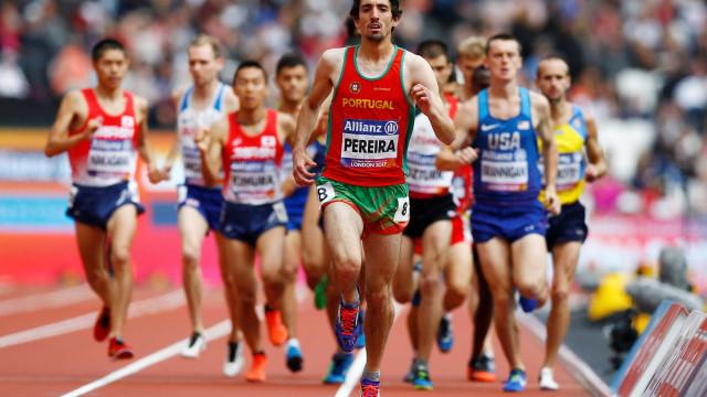 Paralímpicos: Cristiano Pereira é campeão mundial dos 5000m