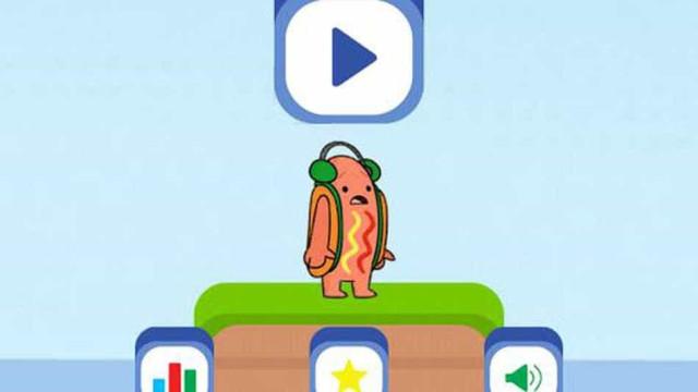 'Cachorro-quente' que fez furor no Snapchat vira jogo