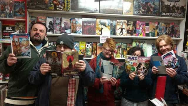 Livraria Comicazi vence prémio Will Eisner Spirit of Comics Retailer