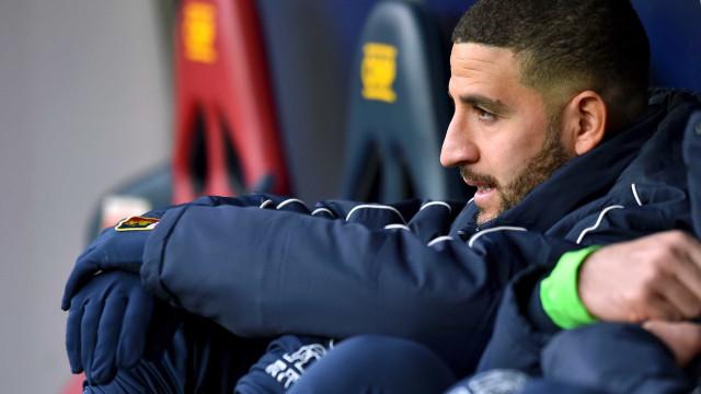Taarabt garante que está de volta ao Benfica