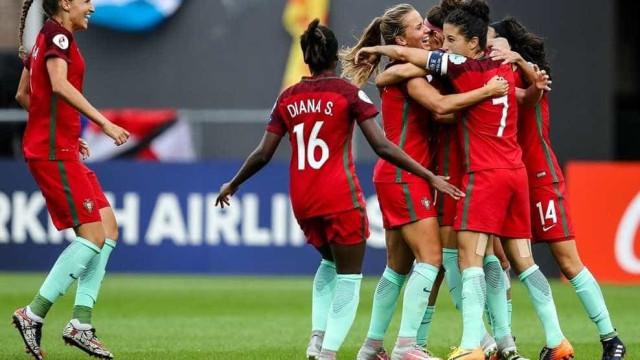Euro feminino: Portugal derrota Escócia e soma triunfo histórico