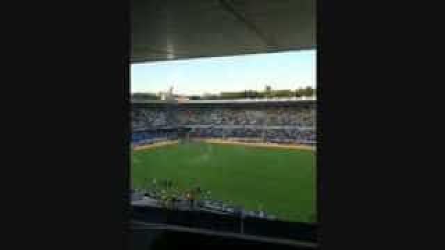 Era este o ambiente no V. Guimarães-FC Porto antes do apito inicial