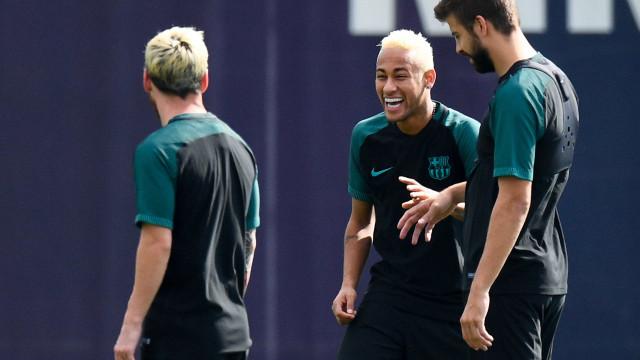 Terá Piqué acabado com as dúvidas sobre Neymar?