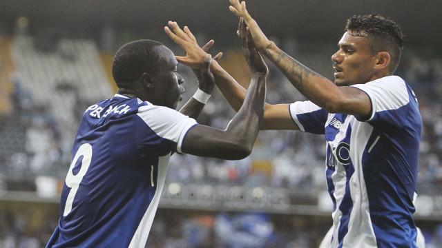 Troféu Cidade de Guimarães: FC Porto derrota Vitória