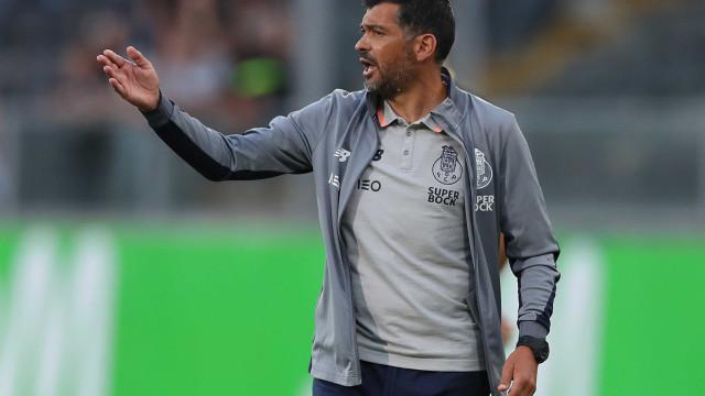 """""""Gosto sempre de relembrar que o FC Porto perdeu o campeonato por pouco"""""""