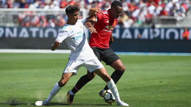 Supertaça Europeia para decidir entre United com Mourinho e Real sem CR7