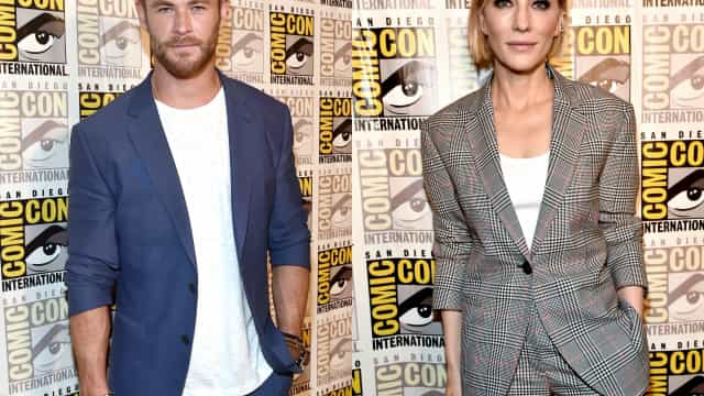 As celebridades que brilharam na Comic-Con