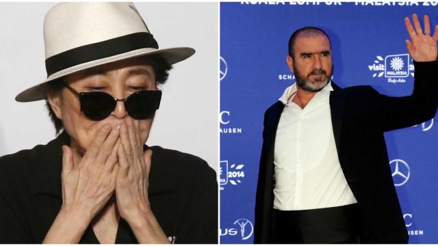 Yoko Ono, Peter Gabriel e Éric Cantona defendem referendo catalão