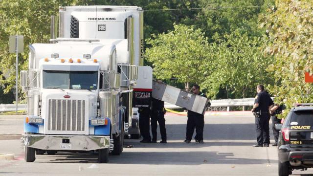 """Morte de imigrantes no Texas revela """"brutalidade"""" do tráfico de pessoas"""