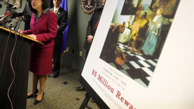 Museu de Boston oferece dez milhões para recuperar arte roubada em 1990