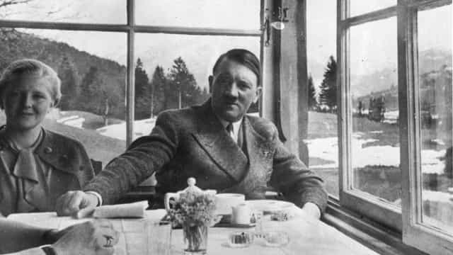 'Caçador de tesouros' encontra material radioativo de Hitler