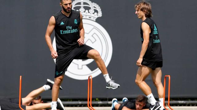 'Divórcio' à vista? Modric e Florentino reúnem-se esta tarde