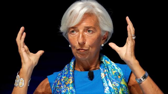 """Sede do FMI pode mudar-se para a China """"daqui a dez anos"""""""