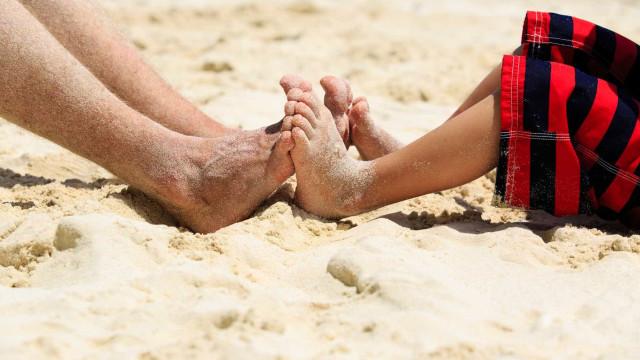 Atenção às brincadeiras na praia, avisa Autoridade Marítima