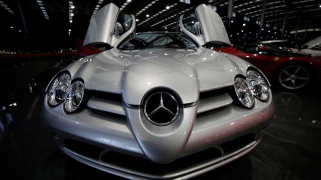 Mercedes-Benz vai juntar-se à Fórmula E