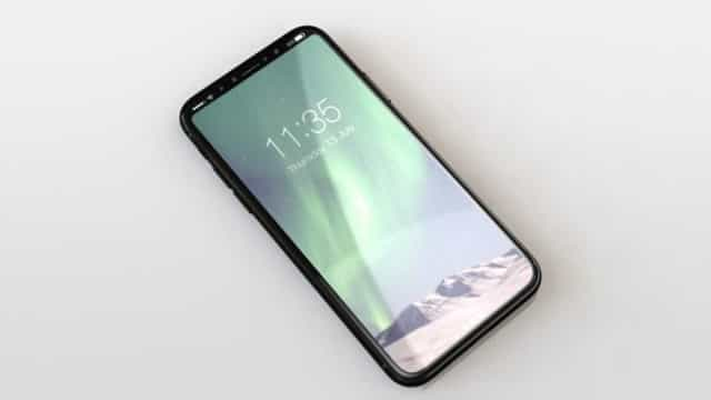 Este é o aspeto do iPhone 8, diz a Forbes
