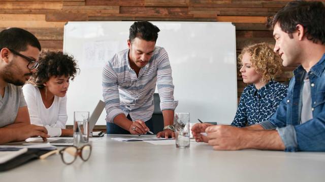 Seis características dos locais de trabalho fantásticos