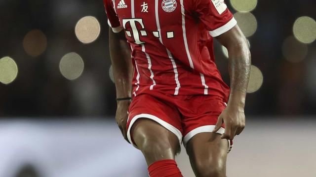 Preço de Renato Sanches fixado pelo Bayern afasta AC Milan