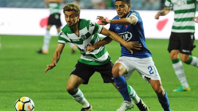 Bruno de Carvalho recusa deixar sair Geraldes a título definitivo