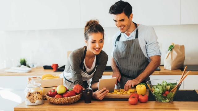 Como manter a cozinha fresca nos dias que mais calor