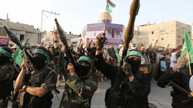 UE: Tribunal de Justiça repõe Hamas na lista de organizações terroristas