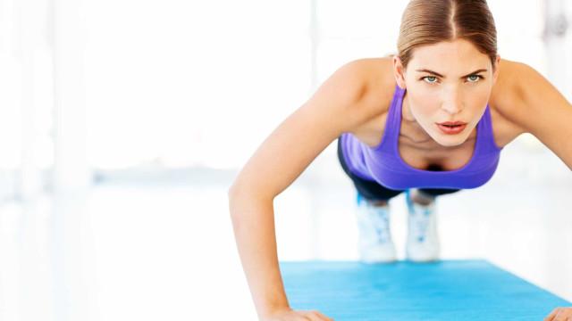 Exercícios práticos para ficar com o peito tonificado