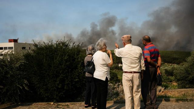 Habitantes retirados de aldeias em Nisa regressaram a casa