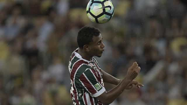 Fluminense disposto a negociar Wendel