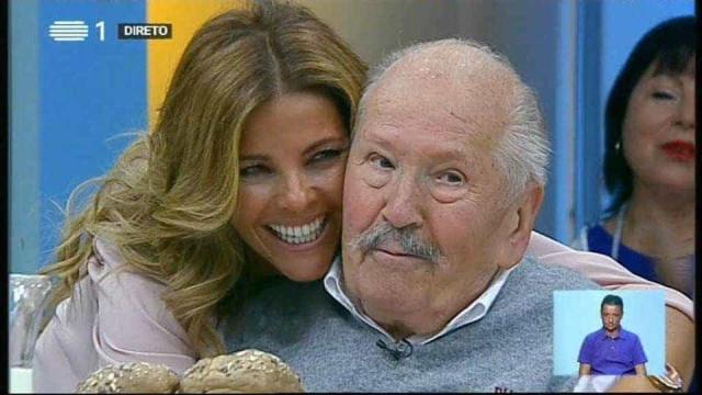 """Sónia Araújo homenageia avô: """"Sempre alegre e bem disposto"""""""